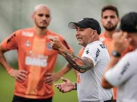 Sampaoli é o treinador perfeito para o Atlético-MG, diz Euller