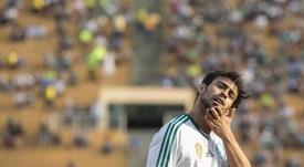 Valdivia relata mágoas no Palmeiras. EFE