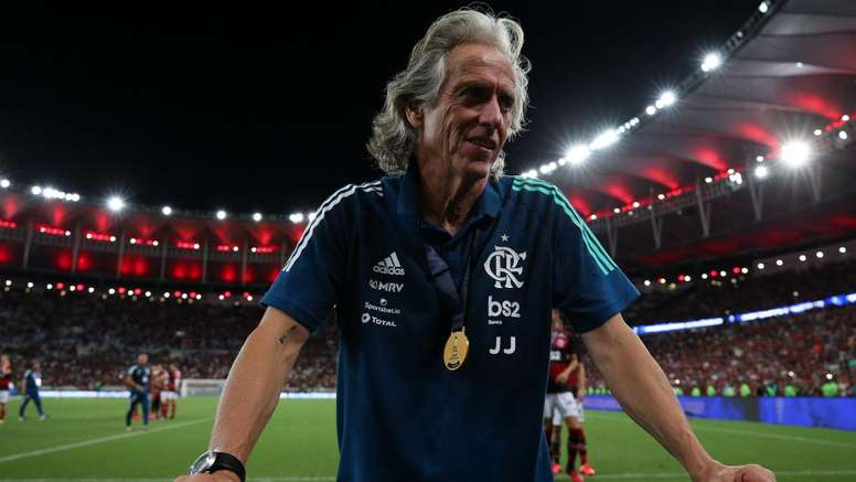 Jesus plans to continue as Flamengo boss amid contract talks