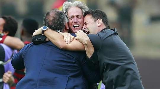 Jesus revels in Libertadores glory