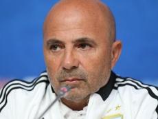Sampaoli has agreed to become head coach of Campeonato Brasileiro giants Santos. GOAL