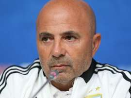 Sampaoli has agreed to become head coach of Campeonato Brasileiro giants Santos. GOAL