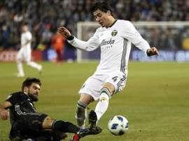 Villafaña helped his side through to the final. GOAL