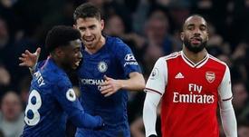 Les Blues enfoncent les Gunners à l'Emirates. Goal