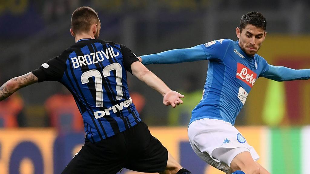 Naples tenu en échec par l'Inter Milan !