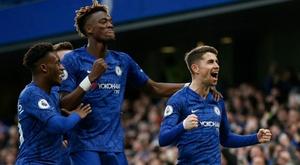 Chelsea déroule. goal