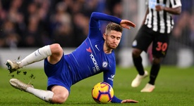Sarri demands Jorginho back-up after Fabregas exit. Goal