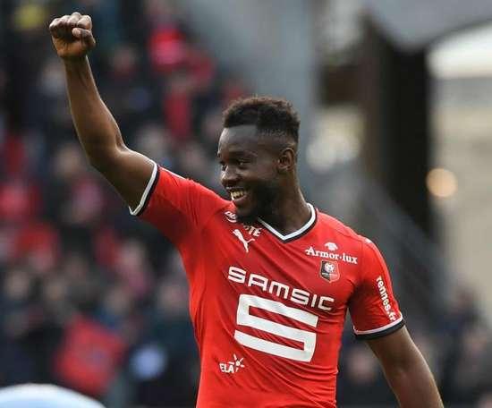Sevilla's Gnagnon re-joins Rennes. GOAL