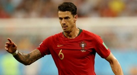 Jose Fonte was previously in China. GOAL