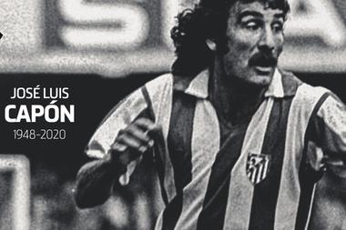 Com coronavírus, lateral José Luis Capón teve pneumonia nos últimos dias e não resistiu. Goal