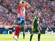 José María Giménez 09112018. Goal