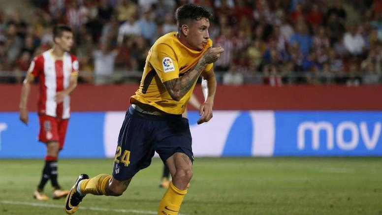Gimenez quer ver o Atlético conquistar a Liga Europa. Goal
