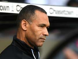 Morais is the latest manager to be axed. GOAL