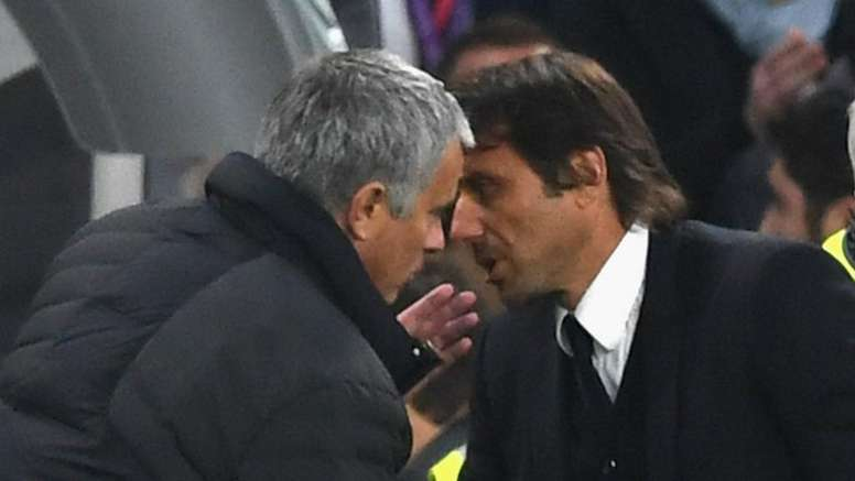 Mourinho has had a few fall outs. GOAL