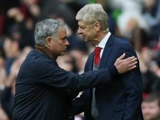 Mourinho salutes Wenger