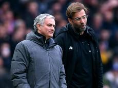 Mourinho welcomes Klopp extension. GOAL
