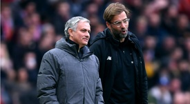 Mourinho welcomes Klopp extension. GOAL
