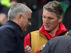 Schweinsteiger sugere Mourinho no Bayern. Goal
