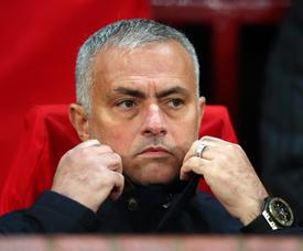 José Mourinho. Goal