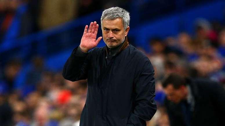Mourinho contra a 'decepção'.Goal