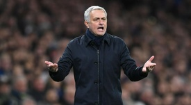 Mourinho thinks Robertson should have been sent off. GOAL