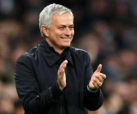 Lucas believes in Spurs' trophy chances under Mourinho. Goal