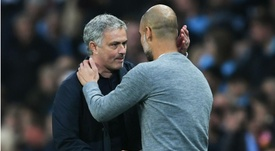 Mourinho says United's loss wasn't the reason City won the title. GOAL