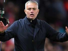 Jose Mourinho has called for his players to 'give it their all' against Arsenal. GOAL