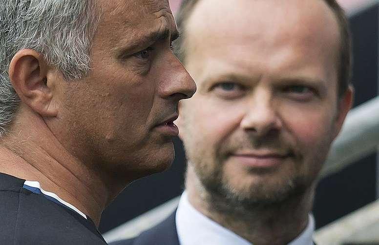 Mourinho serait satisfait de l'effectif. Goal