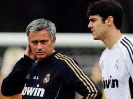 Kaká explica os seus problemas no Real. Goal