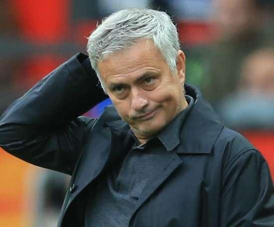 Mourinho fait sans arrêt parler de lui. Goal