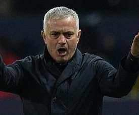 Jose Mourinho Manchester United. Goal