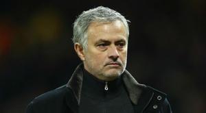 Mourinho se défend à sa manière. Goal