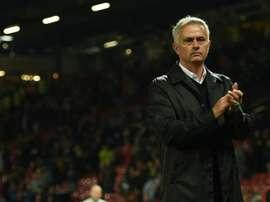 Mourinho desconversa sobre o Real. Goal