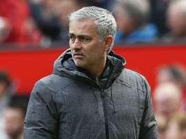 Jose Mourinho, Manchester United. GOAL