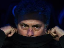 Mourinho veut retrouver la C1. AFP