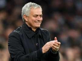 Mourinho esalta Son. Goal