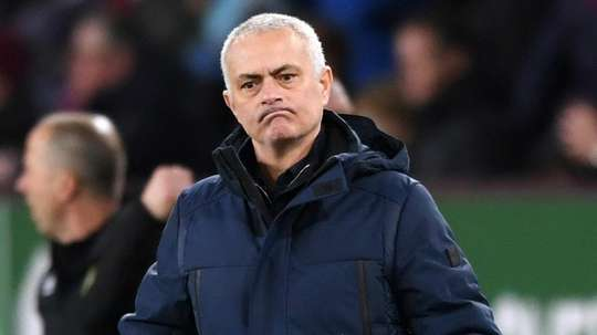 Mourinho se veut confiant pour mettre fin à cette série. GOAL