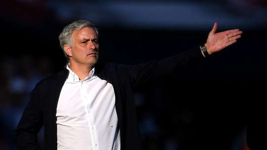 Mourinho's second season will come without a trophy. GOAL