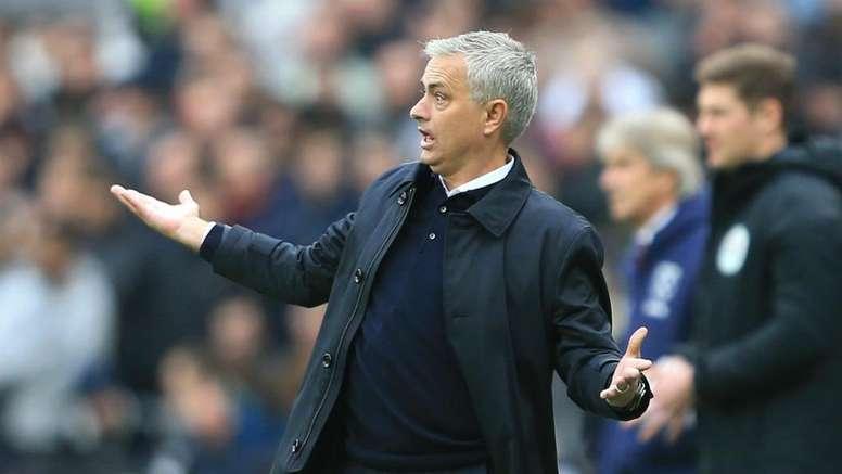 Mourinho blames fatigue for goals. GOAL