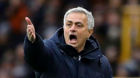 Mourinho highlights Tottenham unity. GOAL