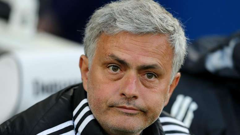 Remember when Mourinho branded himself 'the happy one' at Chelsea? GOAL
