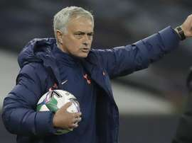 Mourinho is optimistic. GOAL