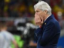 La Colombie a été éliminée en huitièmes en Russie. Goal