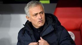 Mourinho wants Bayern Munich rematch in Champions League