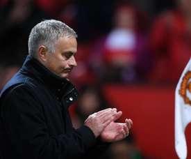 Mourinho is under pressure. GOAL