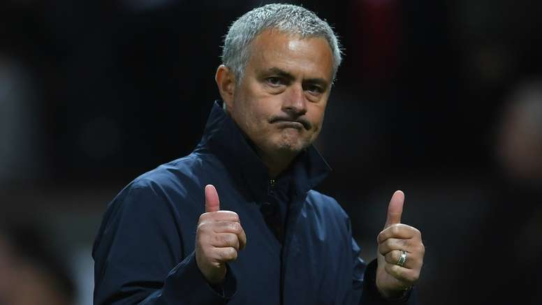 Jose Mourinho denied that he was the best coach in the world. Goal