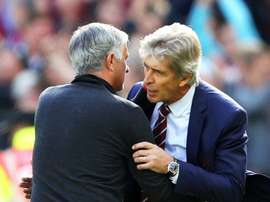 Pellegrini denies that Mourinho is his enemy despite previous disputes. GOAL
