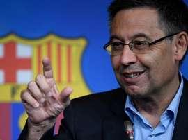 Tensione al Barcellona. GOAL