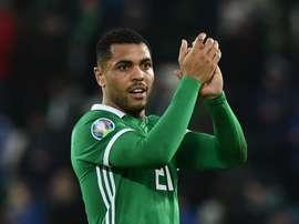 Matchwinner Magennis hails Northern Ireland's team spirit